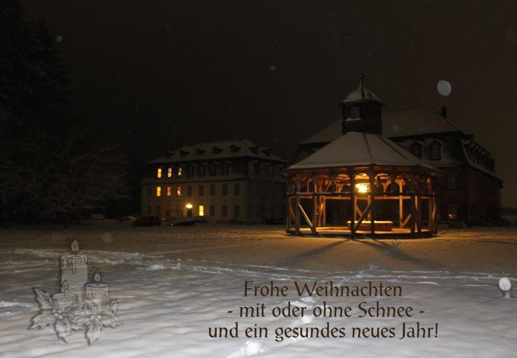 Weihnachten 2019 Schnee.Frohe Weihnachten Und Ein Glückliches Neues Jahr 2019